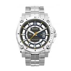 Precisionist Stainless Steel Bracelet Watch
