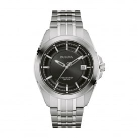 Stainless Steel Precisionist Bracelet Watch