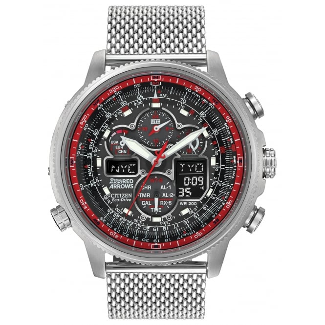 Citizen EcoDrive Citizen Eco-Drive Limited Edition Red Arrows Watch
