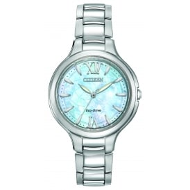 Ladies Bracelet Watch with Mother of Pearl Dial