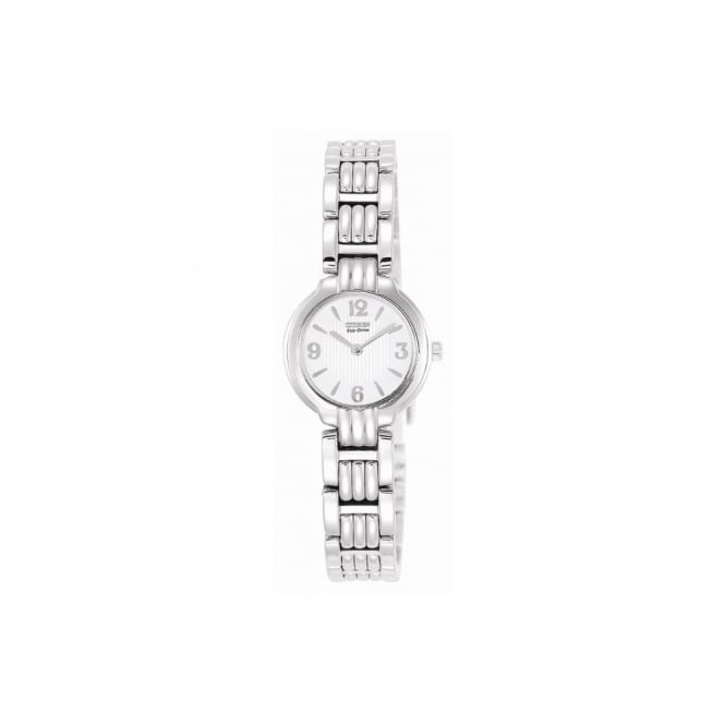 Citizen EcoDrive Ladies Stainless Steel Bracelet Watch