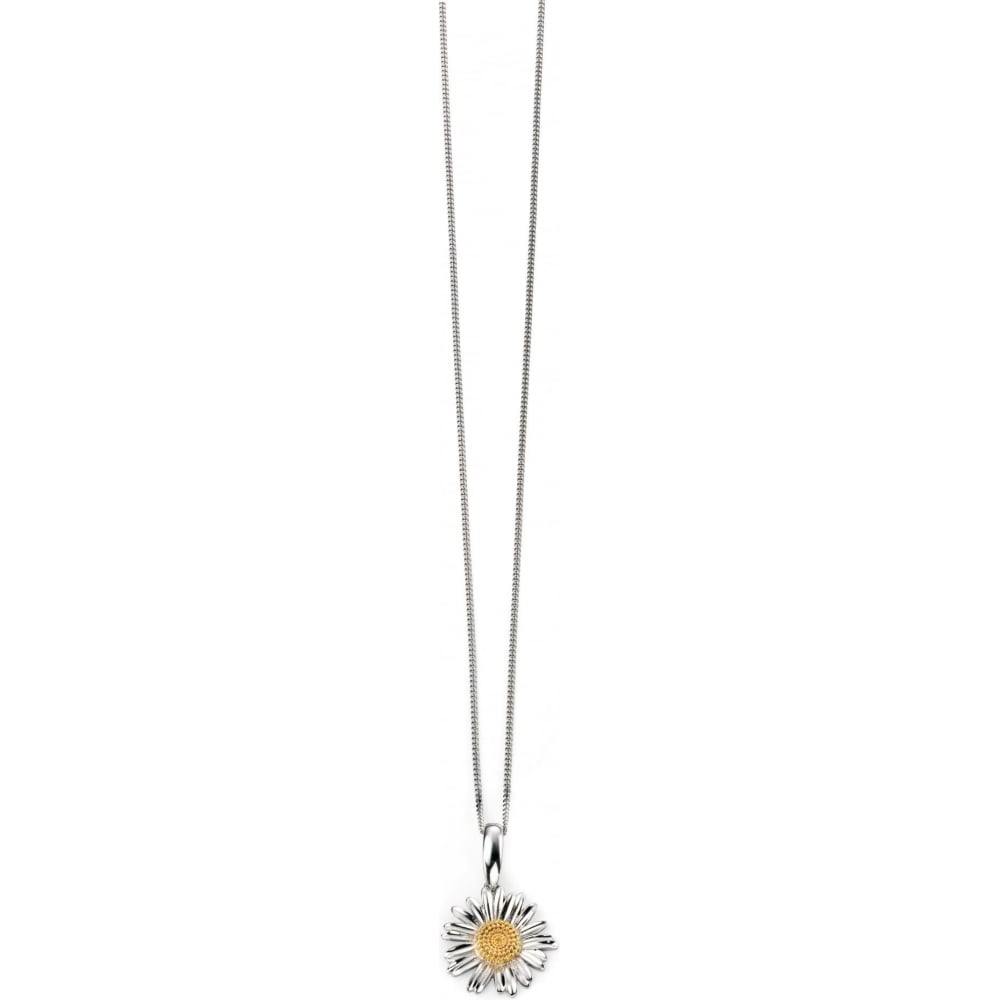 yellow gold necklace amp daisy london image necklaces jewellery classic sterling plated pendant silver