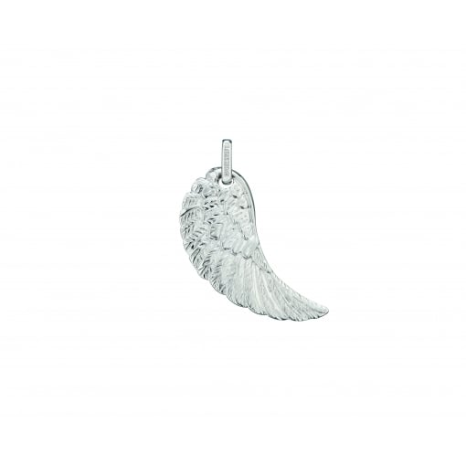 Engelsrufer Small Silver Angel Wing Pendant