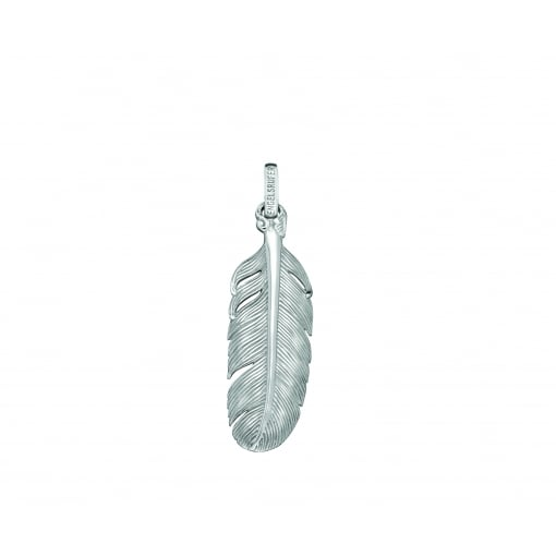 Engelsrufer Sterling Silver Feather Pendant