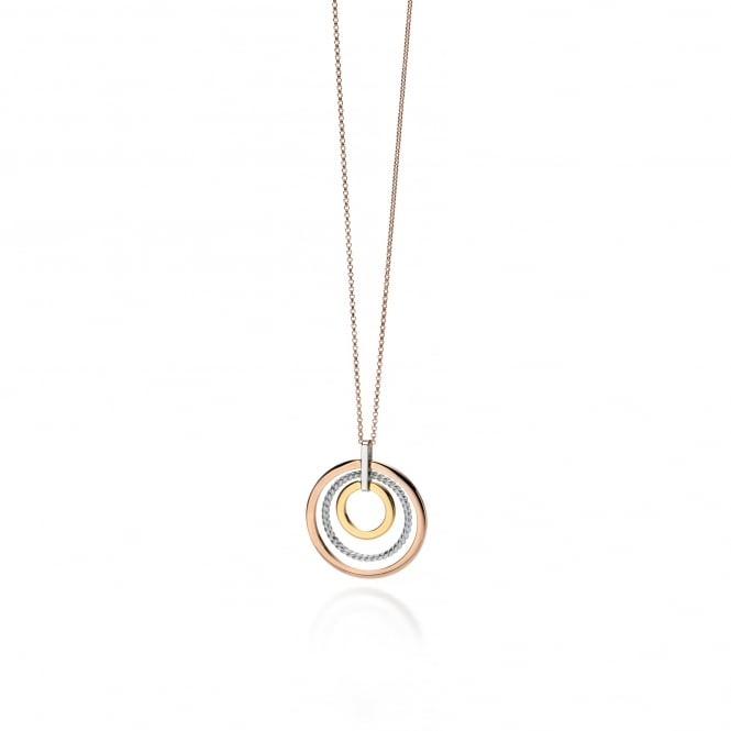 Fiorelli Triple Open Circle Pendant
