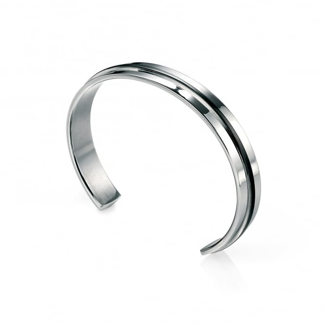 Fred Bennett Black Stripe Bangle
