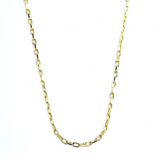Goodwins 9ct Gold Filed Trace Link Chain 22 inches
