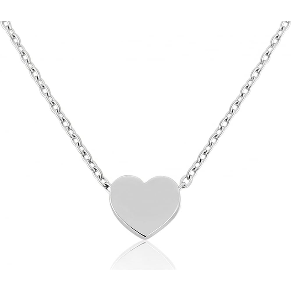 heart cubic jewelleryshop love necklace with au pandora com logo anklet egj zirconia btok open necklet cz