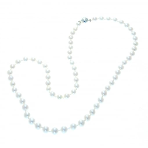 Goodwins Freshwater Pearl Necklet with Silver Clasp