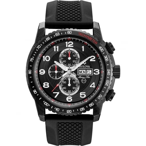f212bbaa6e6 Bulova Men s Bulova Marine Star Chronograph Watch - Watches from ...