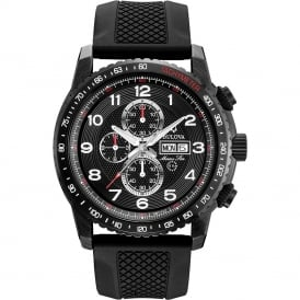 Men's Bulova Marine Star Chronograph Watch