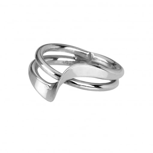 Tianguis Jackson Sterling Silver Twist Ring