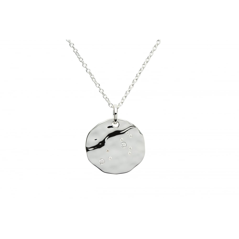 3cff3f69072875 Unique Co Sterling Silver Leo Constellation Pendant And Chain